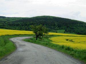 Eastern Slovakia ancestry tour - Beskids mountains