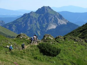 Hiking in Slovakia - the best of the Slovak mountains