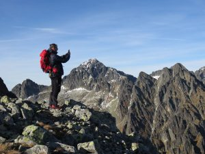 Mountain break in the High Tatras